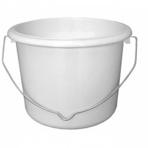 Basic Plastic Paint Kettle & Lid 1L