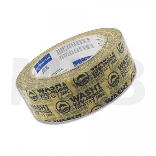 "Blue Dolphin 60 Day Ultra Premium Washi Tape 1.5"" / 36mm"