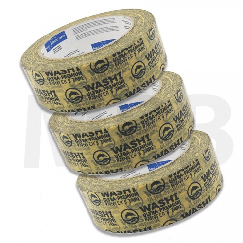 "Blue Dolphin 60 Day Ultra Premium Washi Tape 1.5"" Saver Pack"