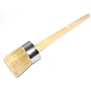Round Wax Brush Extra Large