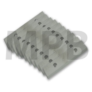 Replacement Tungsten Carbide Scraper Blades 10 Pack