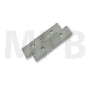 Replacement Tungsten Carbide Scraper Blades 2 Pack