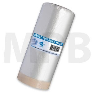 Deltec Quickmask Indoor Masking Film 2700mm x 33m