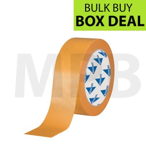 "Deltec Gold Masking Tape 1.5"" Box of 24"