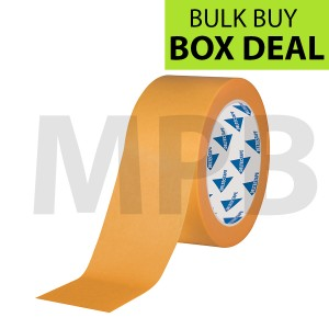 "Deltec Gold Masking Tape 2"" Box Of 24"