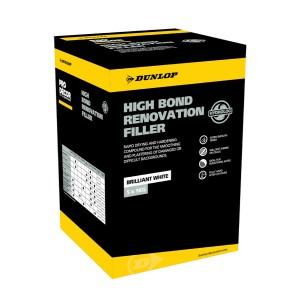 Dunlop High Bond Renovation Filler with Hydroloc 5kg