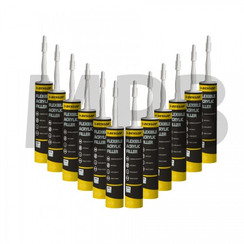 Dunlop Flexible Acrylic Filler 310ml (Case Of 12)