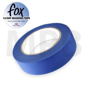 The Fox 14 Day Masking Tape 1.5""