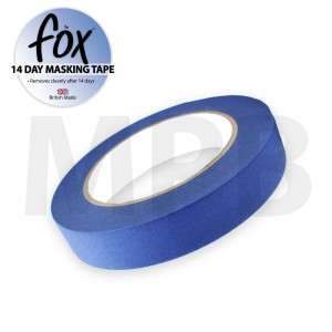 "The Fox 14 Day Masking Tape 1"" / 25mm"