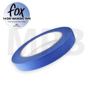 The Fox 14 Day Masking Tape 0.5""