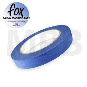 "The Fox 14 Day Masking Tape 0.75"" / 19mm"