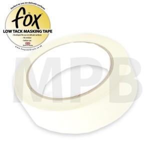 "The Fox Low Tack Masking Tape 2"""