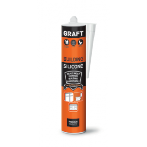 Graft Silicone Sealant Brown 300ml