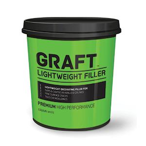 Graft Decorating Lightweight Filler ( Various Sizes)