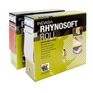 Indasa Rhynosoft Pads 115mm x 25m Roll