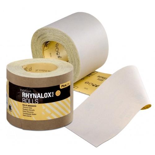 Indasa Rhynalox PlusLine Paper Roll 115mm x 10m
