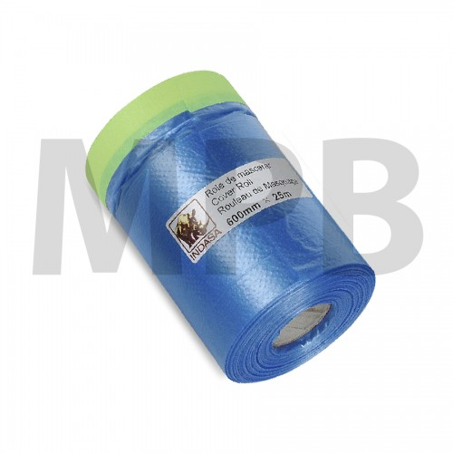 Indasa Masking Cover Roll 600mm x 25m
