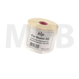Kip Masking Film With Tape 300mm x 33m