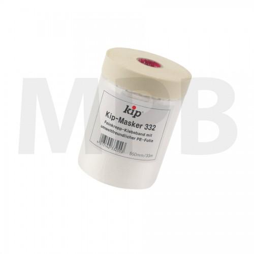 Kip Masking Film With Tape 550mm x 33m