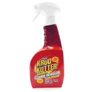 Krud Kutter Original Concentrated Cleaner/ Degreaser/ Stain Remover Trigger Spray 750ml