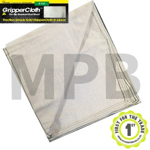 Gripper Cloth Slip Resistant Dust Sheet 3ft x 6ft