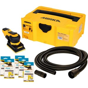 Mirka Deos 353CV Deco Solution Kit 81 x 133mm 110V DELIVERY JULY 2021