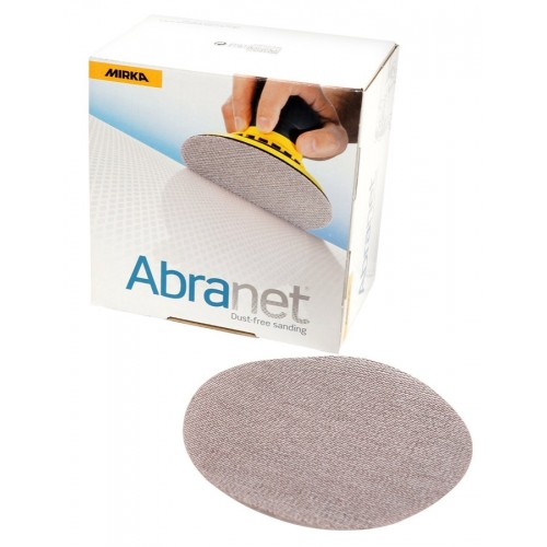 Mirka Abranet 125mm Pack of 50