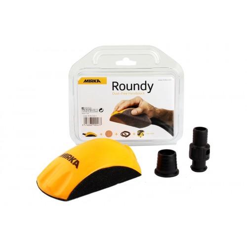 Mirka Roundy Dust Free Hand Block 150mm