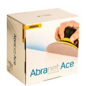 Mirka Abranet Ace 150mm Discs Pack of 50