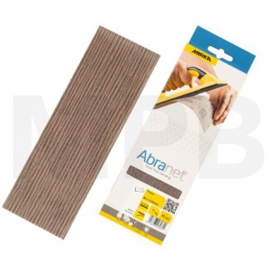 Mirka Abranet Handy Grip Strips 80 x 230mm Pack of 10