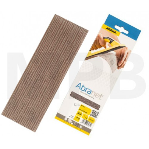 Mirka Abranet Handy Grip Strips 80 x 230mm Pack of 10