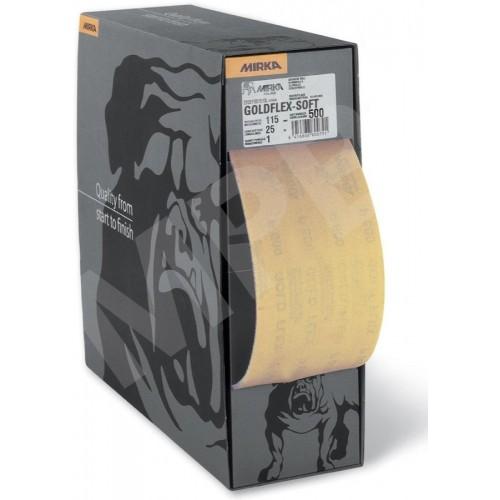 Mirka Goldflex Soft 200 Pads