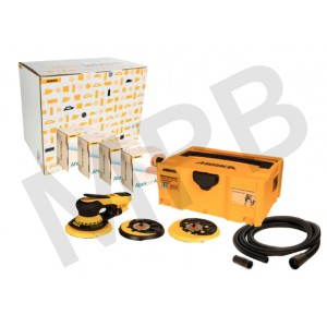 Mirka Deros 5650CV Solution Kit with Abranet Ace