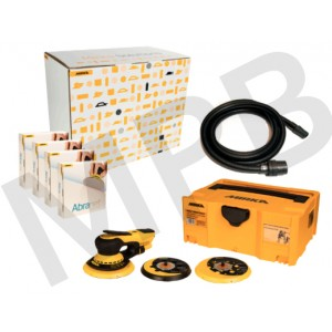 Mirka Deros 5650CV Solution Kit with Abranet 125mm