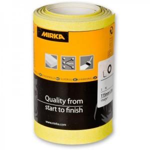 Mirka Hiomant Paper Roll 115mm x 10m