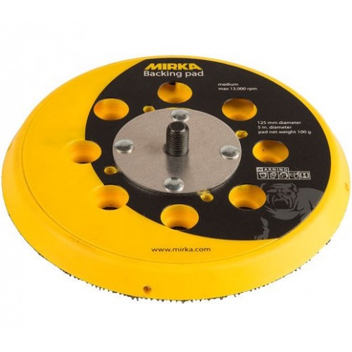 Mirka Backing Pad Deros 125mm