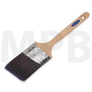"""Monarch Oval Angle Sash 3"""" Brush"""