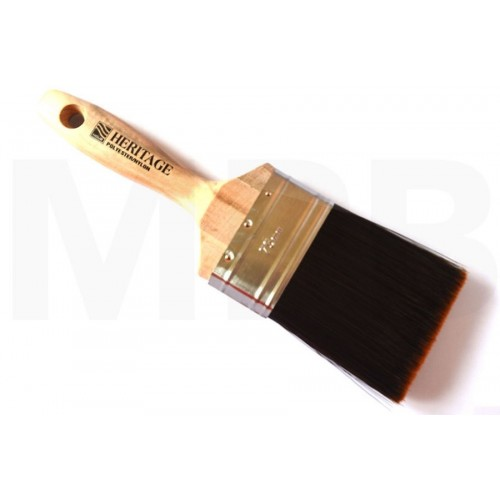 "Nour Heritage 4"" Straight Cut Brush"