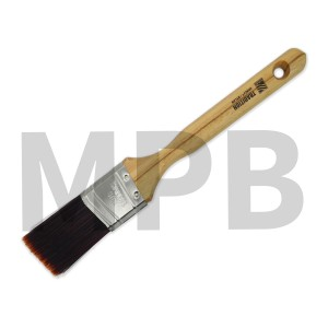 "Nour Tradition Firm Flex 1.5"" Angle Cut Brush"