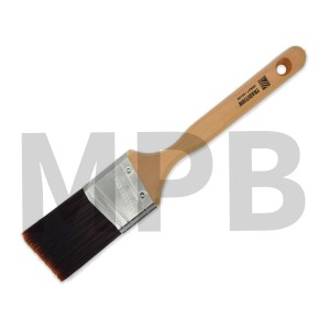 "Nour Tradition Firm Flex 2"" Angle Cut Brush"