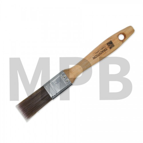"Nour Tradition 1"" Straight Cut Brush"