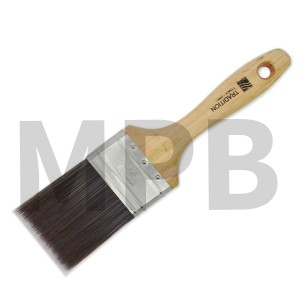 "Nour Tradition 2.5"" Straight Cut Brush"