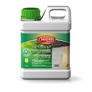 Owatrol Net-Rol Wood Cleaner & Neutraliser