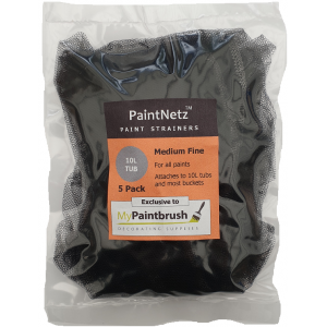 PaintNetz Bucket/Tub Paint Strainer Medium-Fine 5 Pack