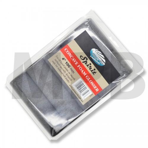 """Pioneer Spirit Concave Foam Glosser Roller Sleeve 4"""" 10 Pack"""
