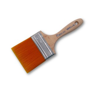 """Picasso PIC2 4.0"""" Straight Cut Beaver Tail Handle Paint Brush"""
