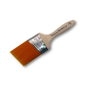 "Picasso PIC3 3.0"" Angled Cut Beaver Tail Handle Paint Brush"
