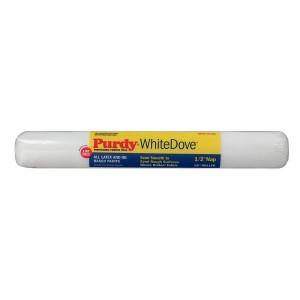 "Purdy Pro Extra 18"" White Dove 1/2"" Nap"