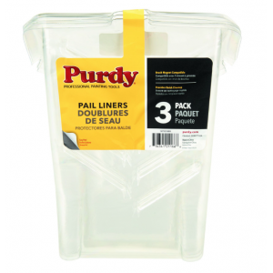 Purdy Paint Pail Liners 3 Pack