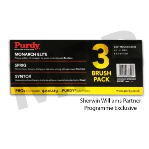 Purdy Partner Exclusive Box Set 3 Pack